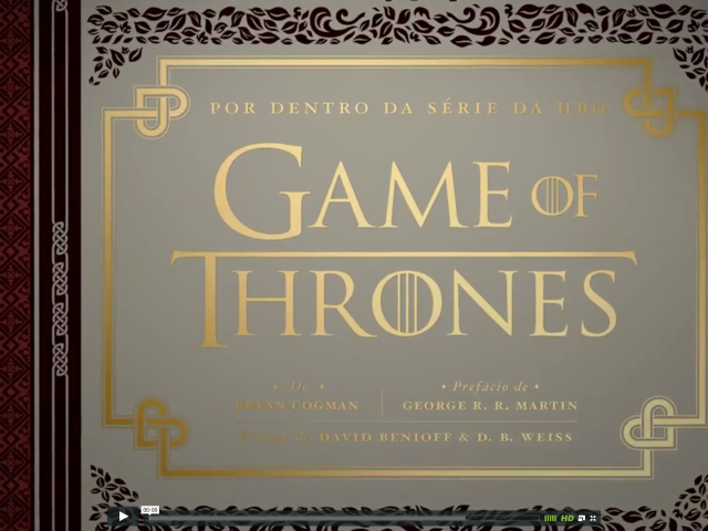 Booktrailer Game of Thrones