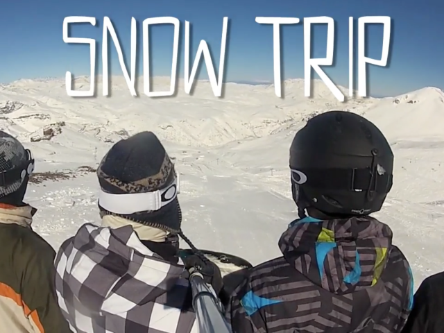 Teaser – Vaga Snow Valle Nevado