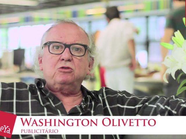 A PROPAGANDA DEPOIS DE WASHINGTON OLIVETTO| booktrailer
